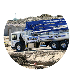 P-Ban Concrete Pumping Ltd